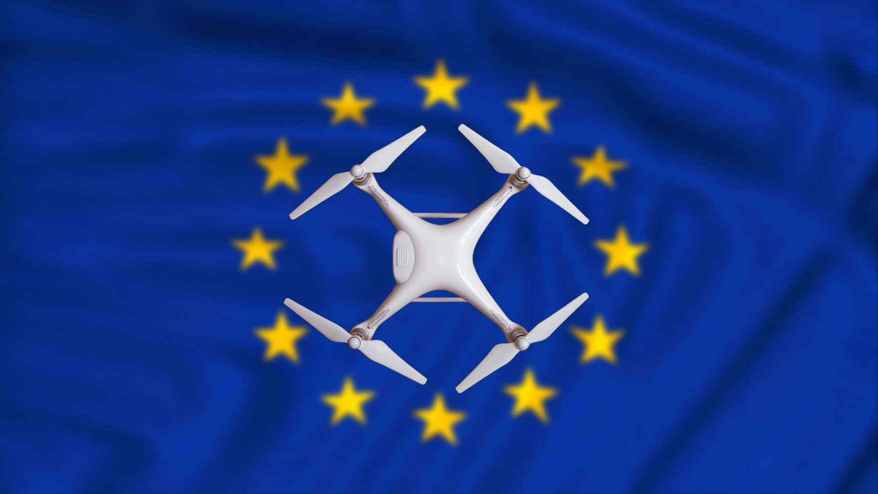 Drone EU logo