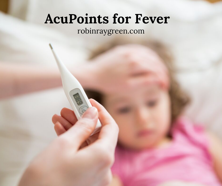 AcuPoints for Fever
