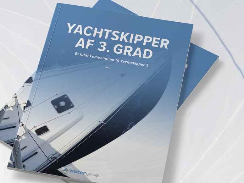 Yachtskipper 3 bog.