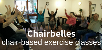 Chairbelles Chair Based Exercise Class