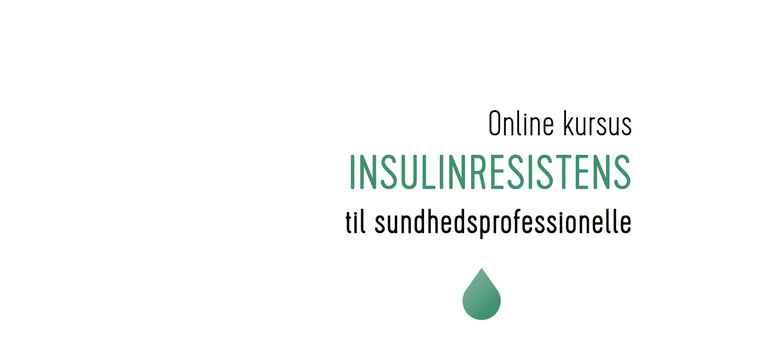 INSULINRESISTENS for sundhedsprofessionelle