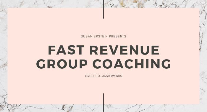 Fast Revenue Group Coaching