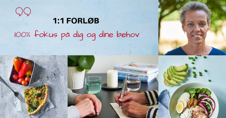 1:1 FORLØB - PAKKE 1