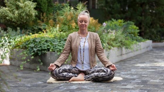 Lill Legård / Kundalini Yoga