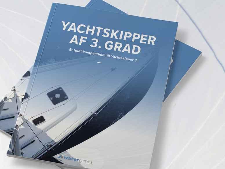 Gavekort Yachtskipper af 3. Grad