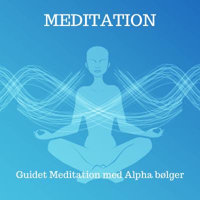 Alpha Bølger Meditation som Mp3 filer
