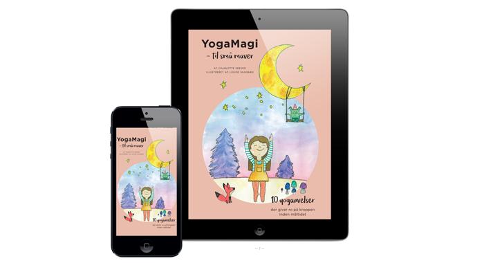 YogaMagi - til små maver
