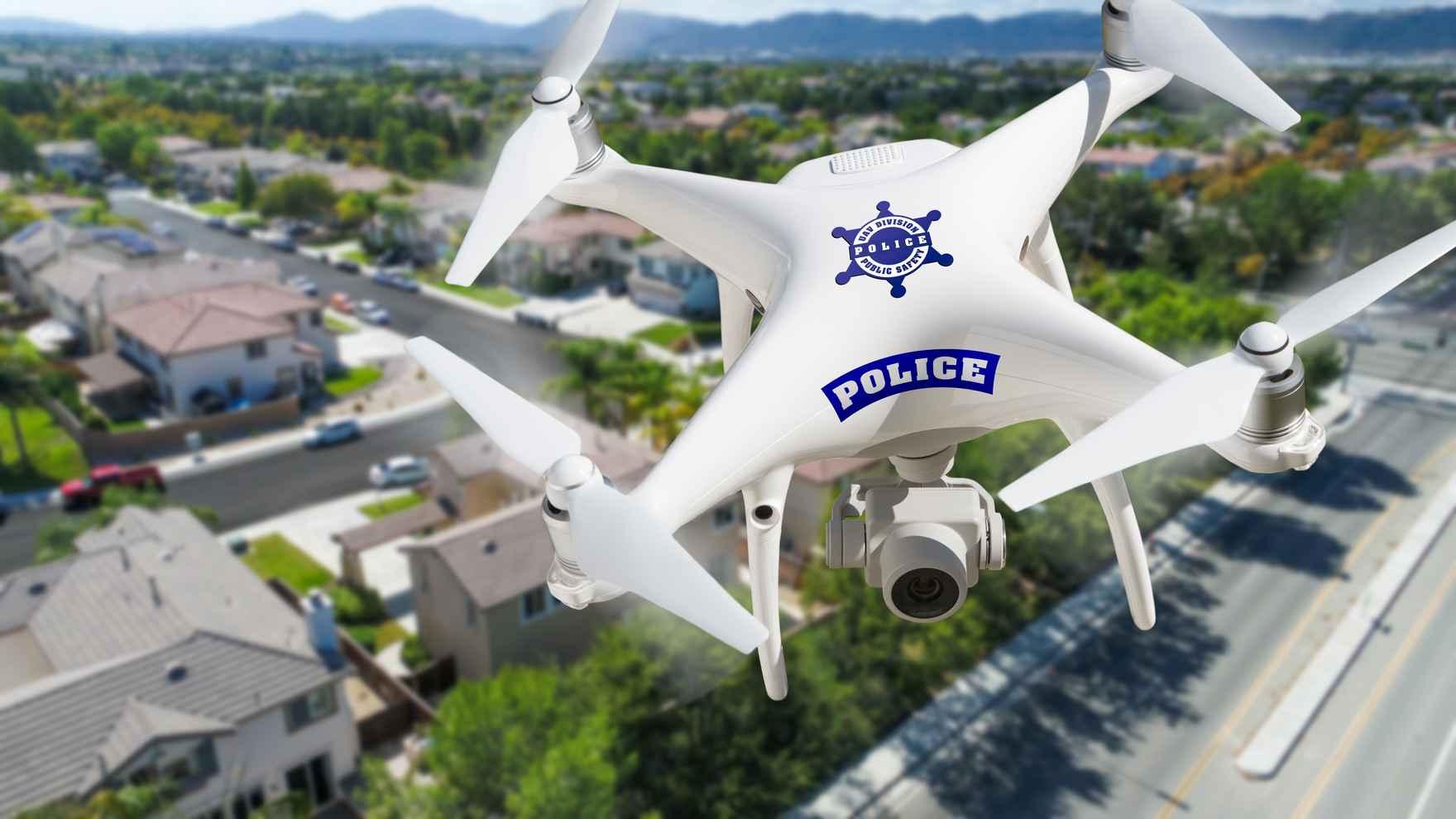 drone politi1