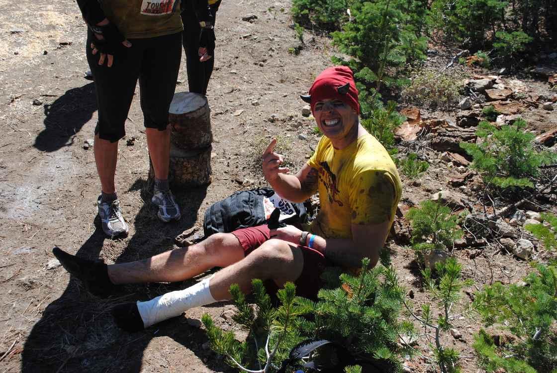 JJ taped up ankle at tough mudder.jpg