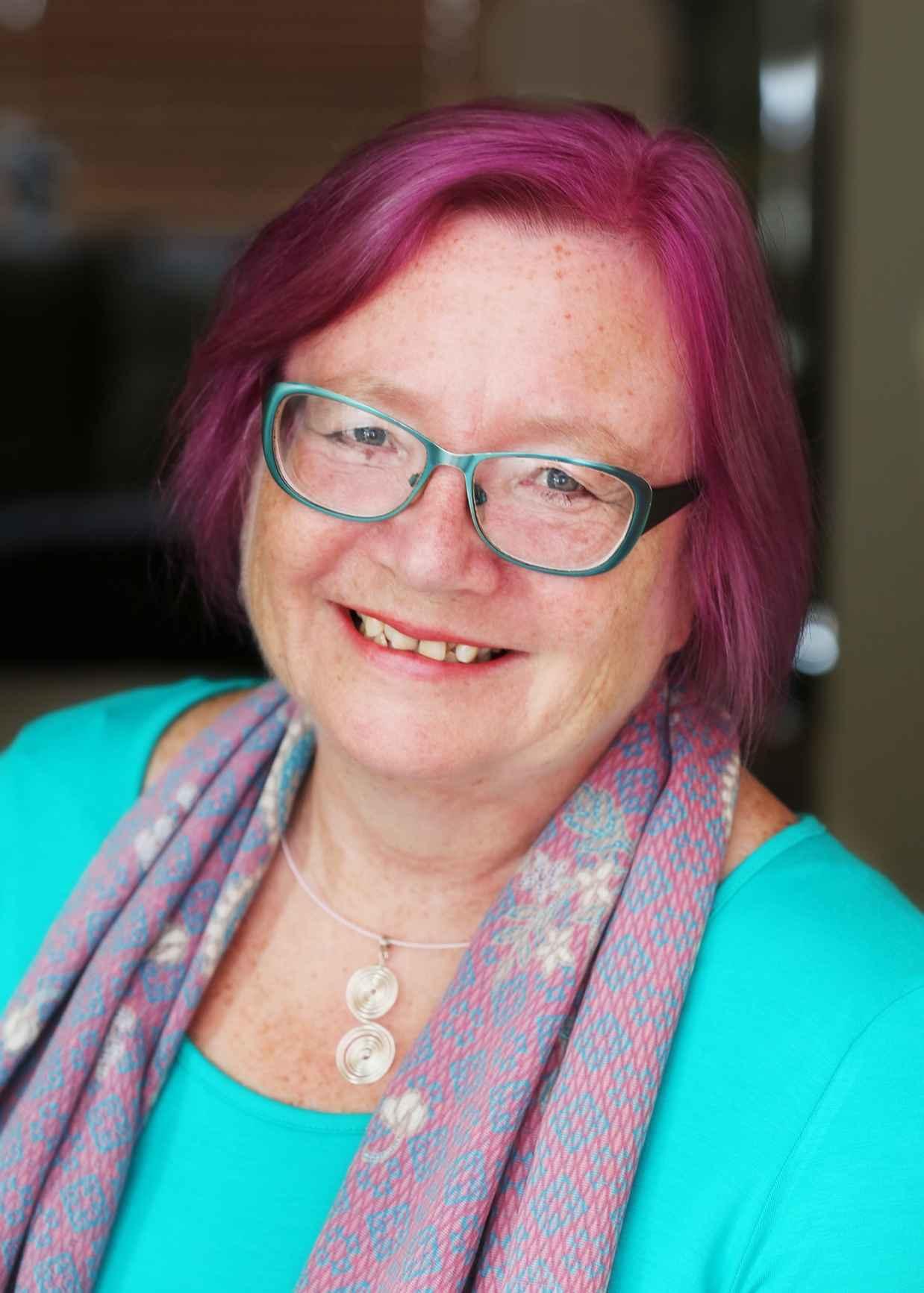 Susan author headshot