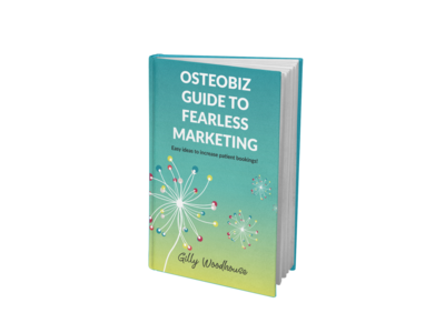 FREE Osteobiz Guide To Fearless Marketing