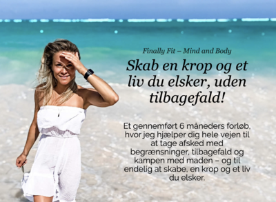 FINALLY FIT ⋆ Mind and Body | 5. Maj 2020