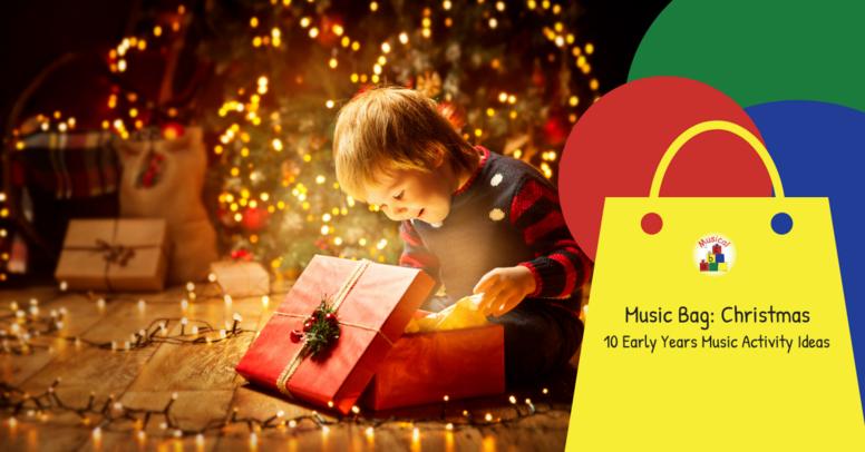Christmas Online Music Bag