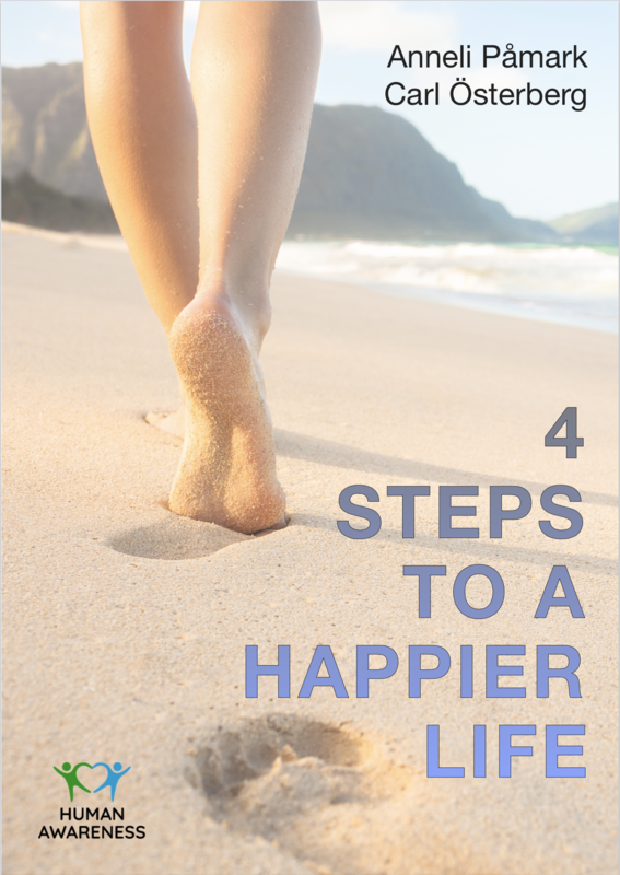 4 Steps to a Happier Life