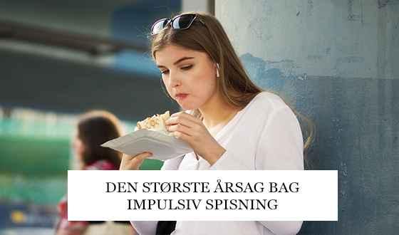 Impulsiv-spisning