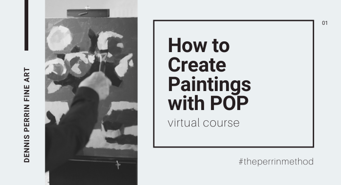 How to Create Paintings with POP