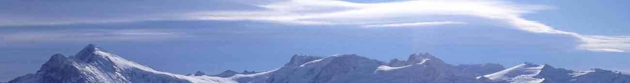 Skieurythmie Berge