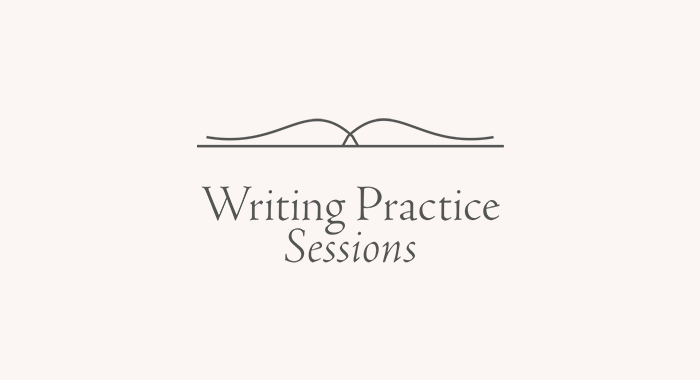 Writing Practice Sessions