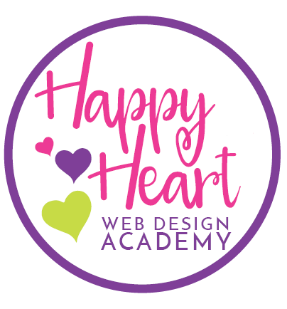 Happy Heart Web Design Academy