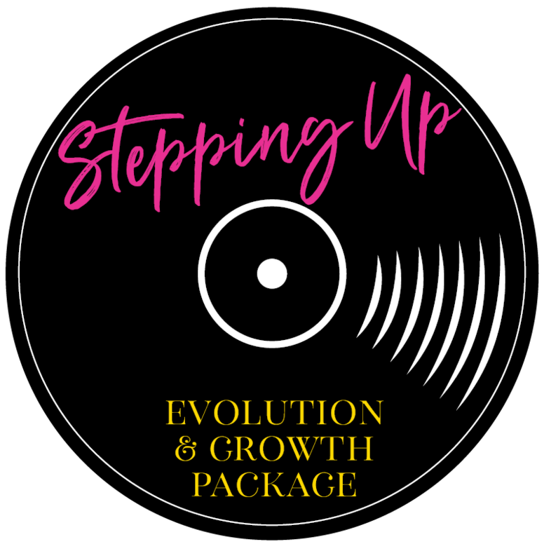 Stepping Up Branding Package