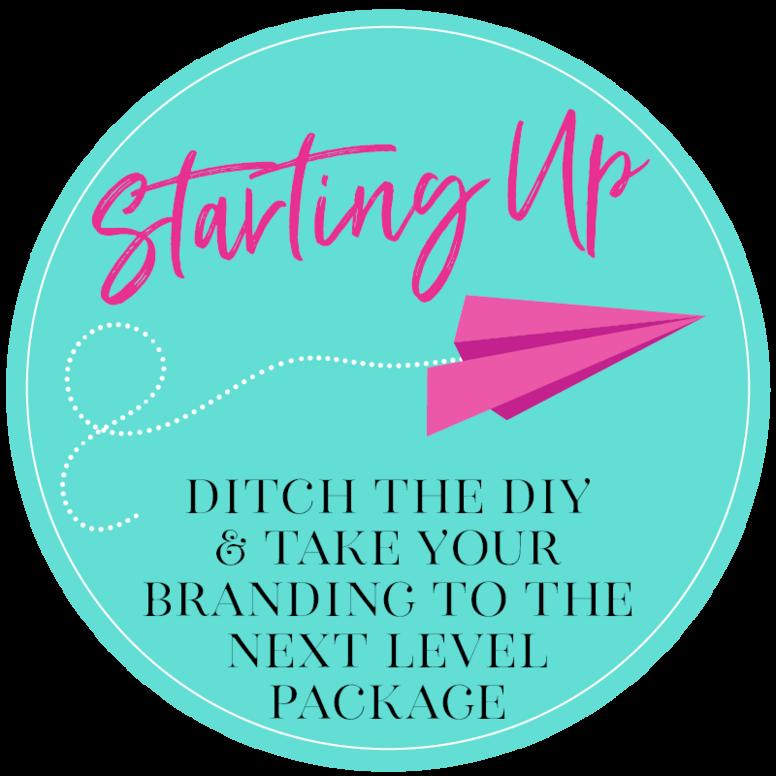 Starting Up Branding Package