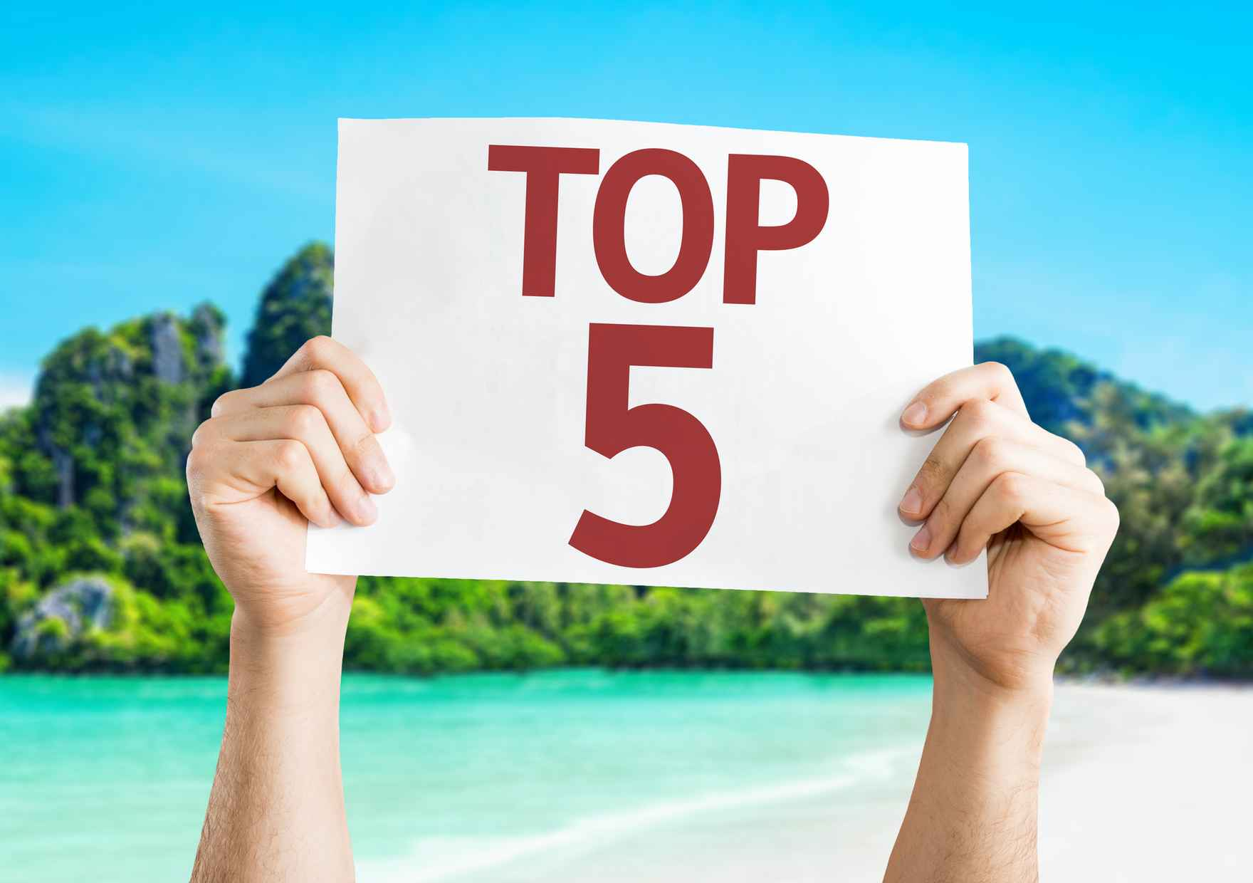 top 5 investing tips