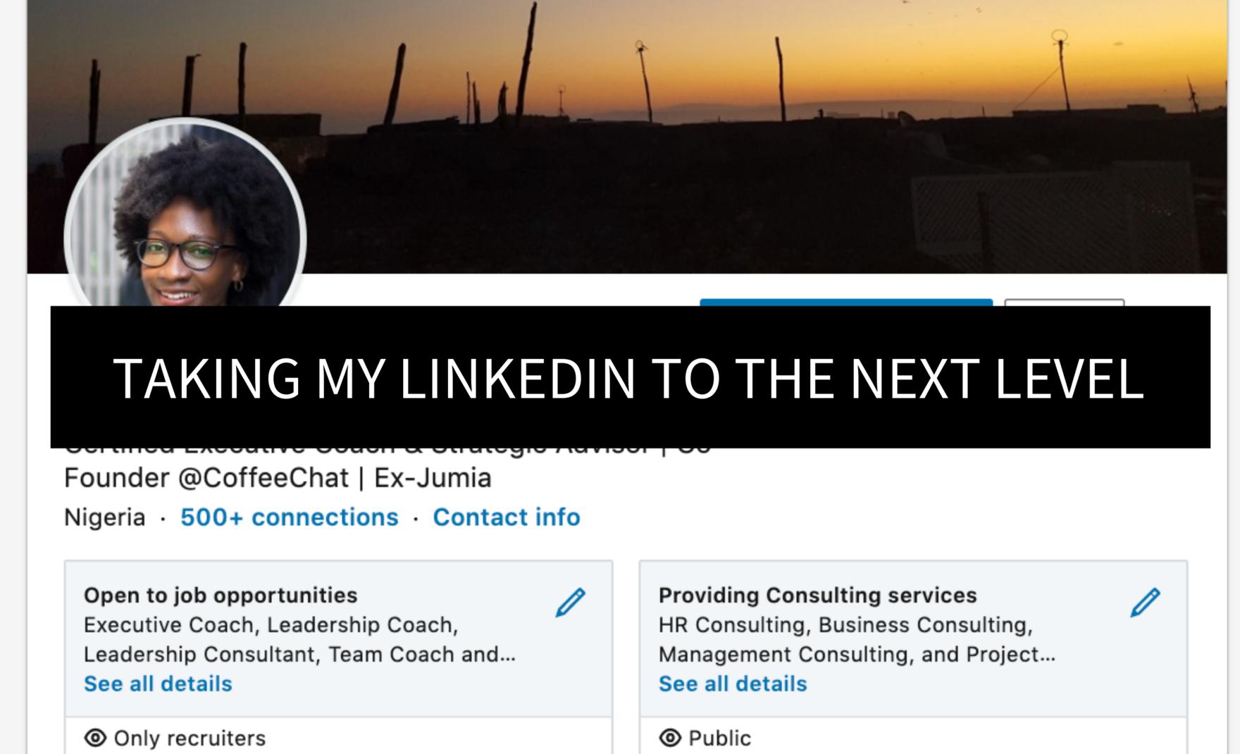 LinkedIn Next Level