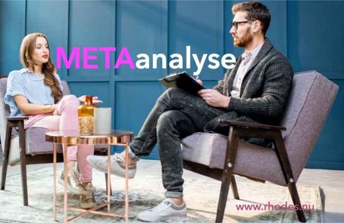 METAanalyse konsultation