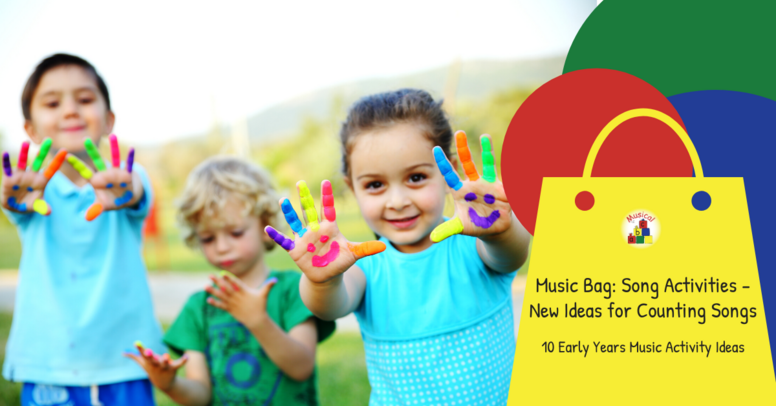 New Ideas for Counting Songs Online Music Bag