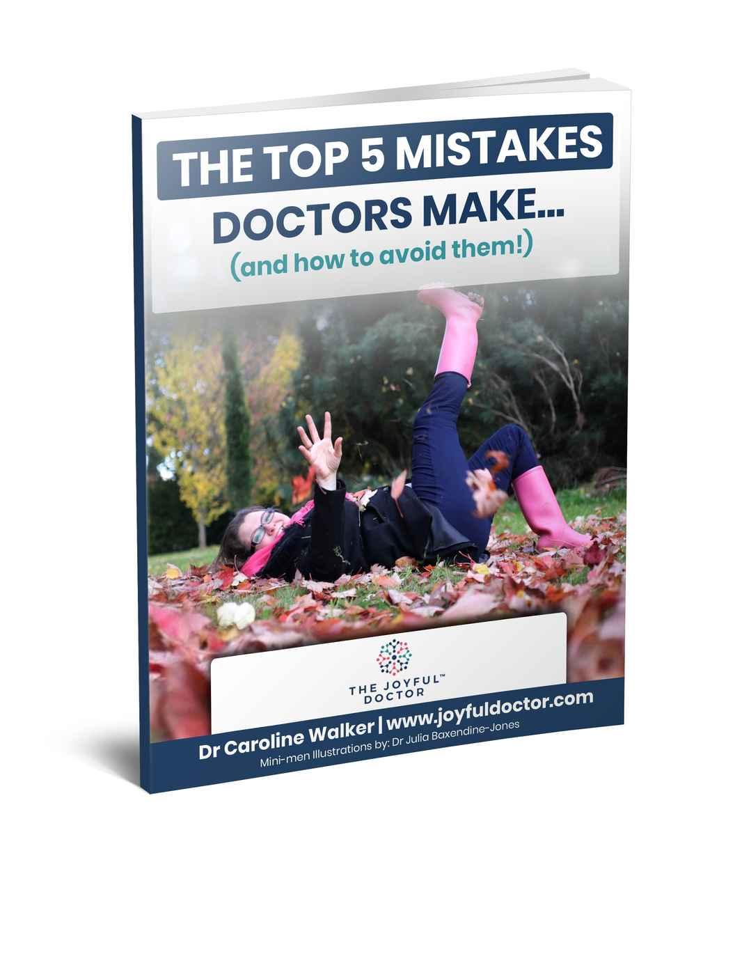 Joyful Doctor eBook doctors stress