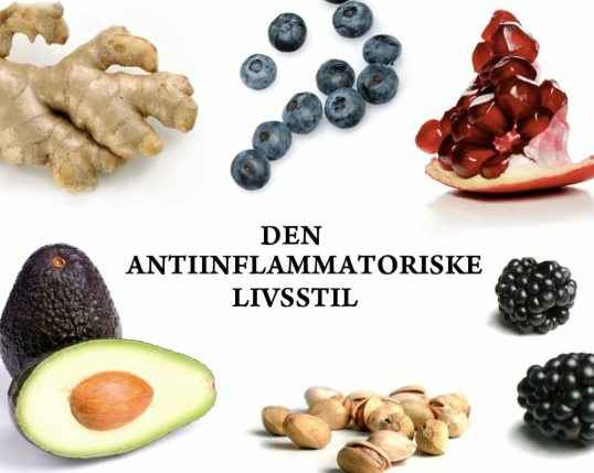 Antiinflammatorisk livsstil