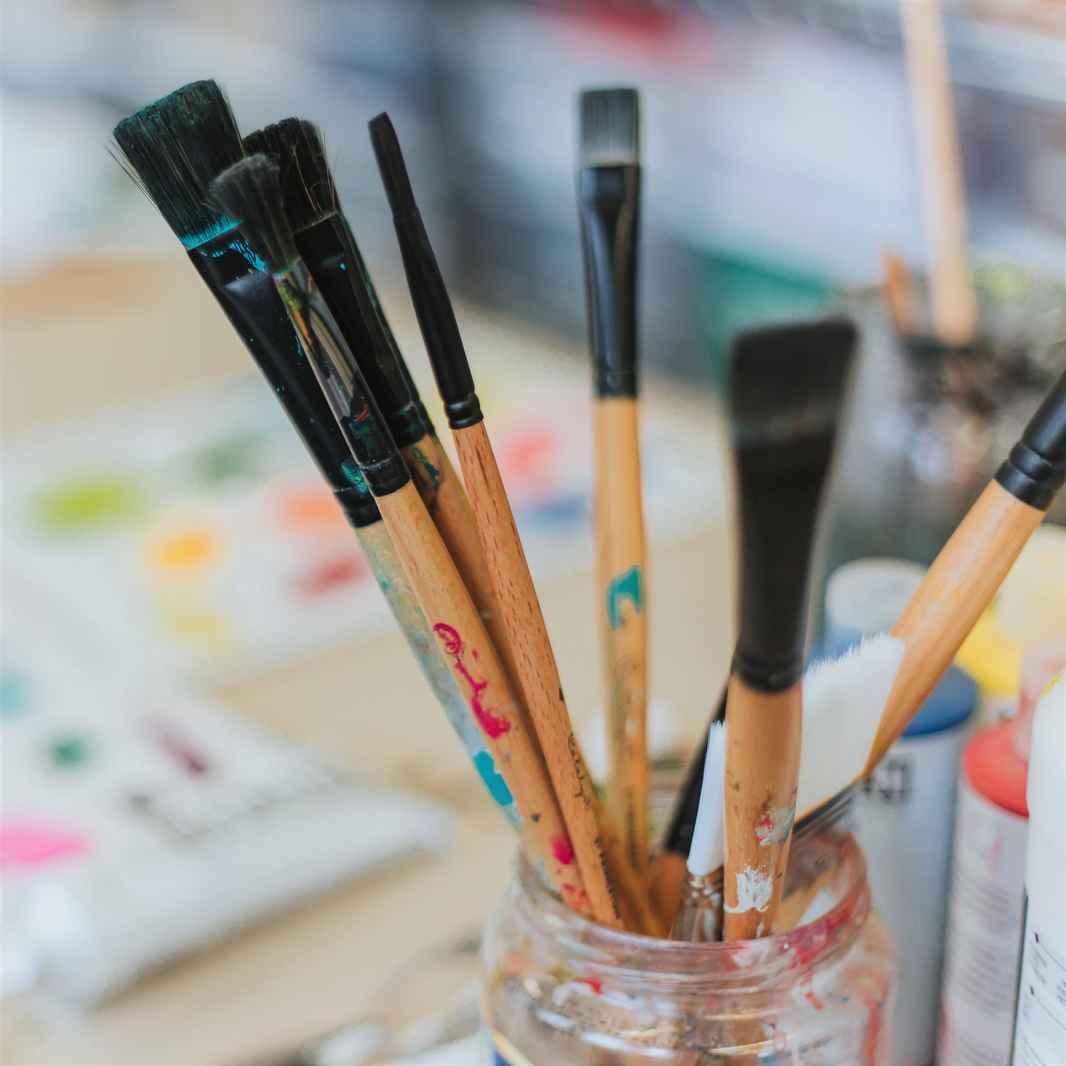 True Colors online art workshop ecourse with Kellee Wynne Studios Color Crush Creative 17