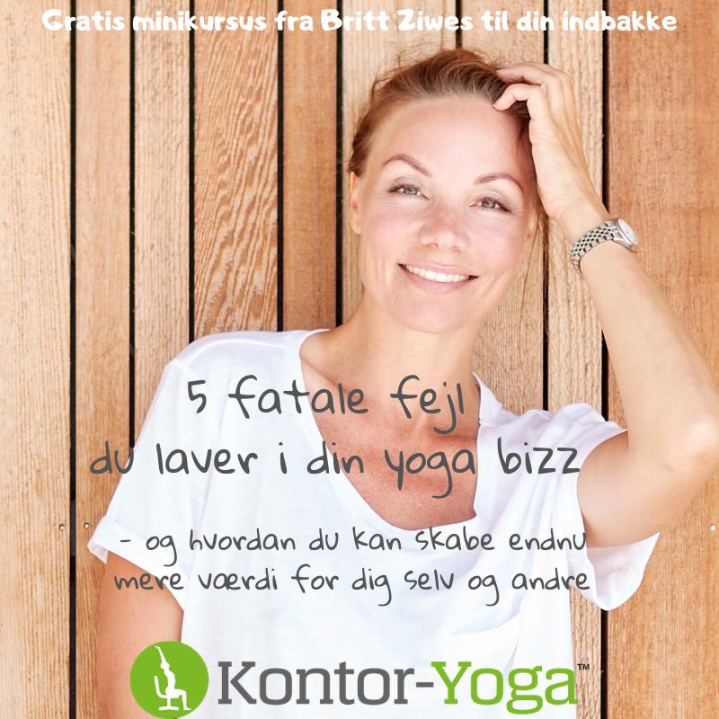 3 fatale fejl du laver i din yoga bizz
