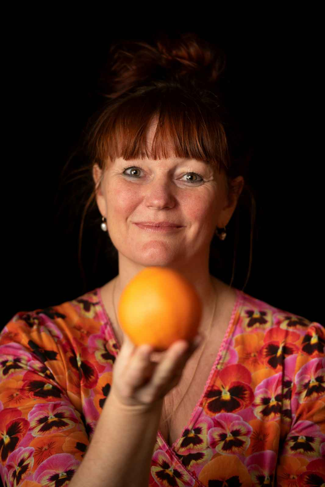 Lene Allma appelsin