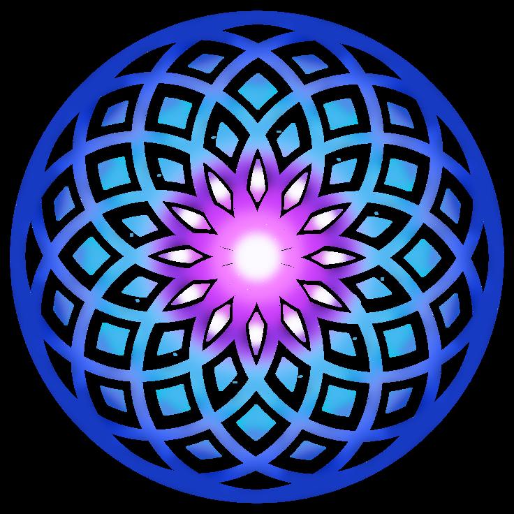 HWN mandala circle