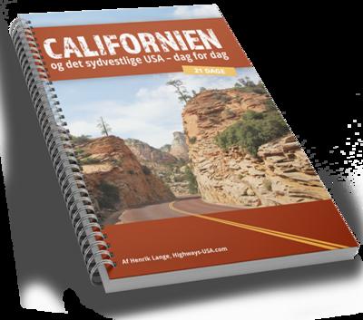 NYHED: Californien og det sydvestlige USA på 21 dage
