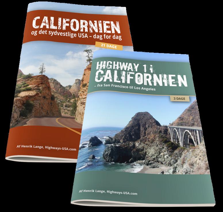 Rabatpakke: Få Californien og det sydvestlige USA + Highway 1 i Californien for KUN 348,- kr.