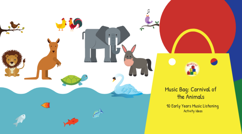 Listening Activities: Carnival of the Animals Music Bag