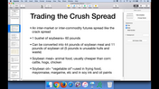Trading the Crush Spread