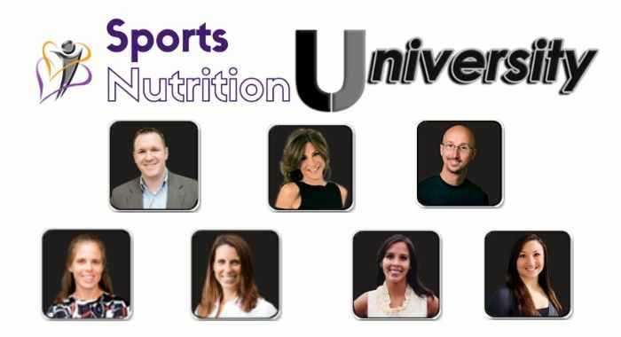 sports nutrition cover image