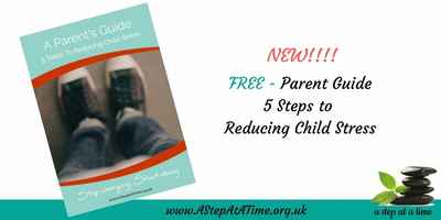 Ebook - 5 Steps to Reducing Child Stress