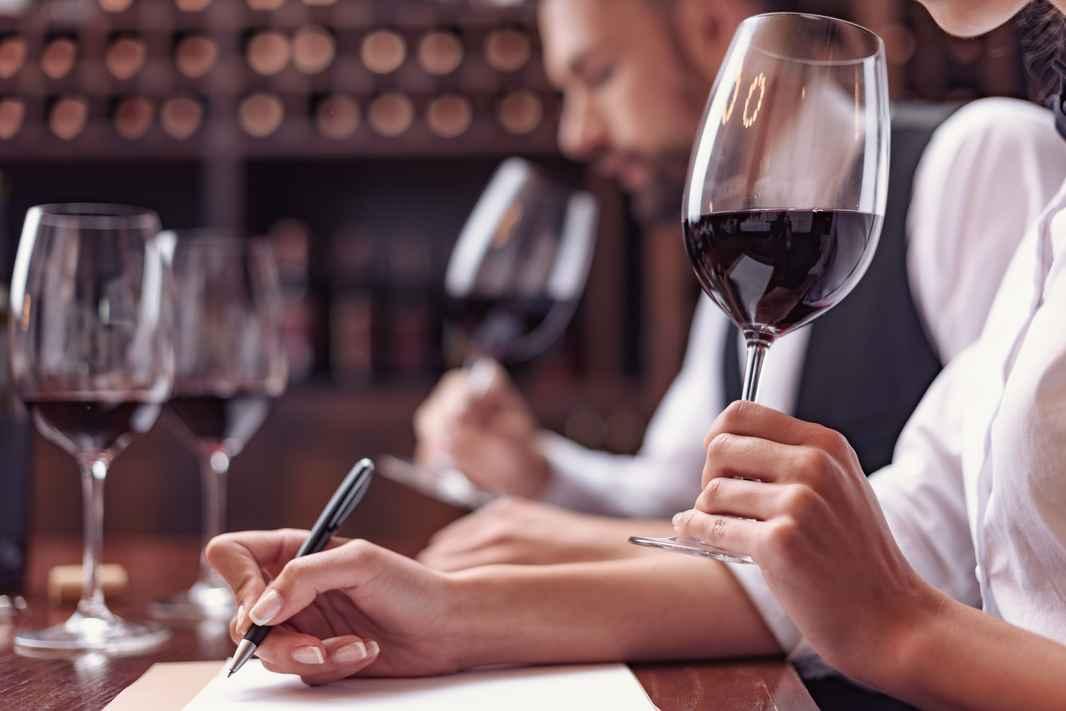 Aktuella kurser - Vinprovning