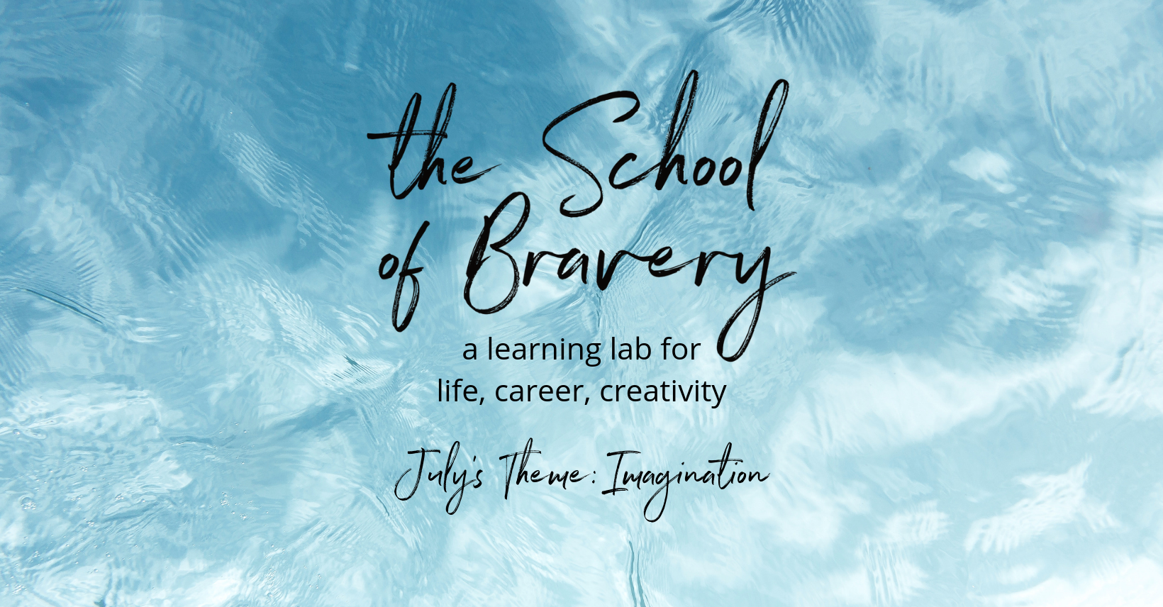 7 - July - FB Cover Image - The School of Bravery