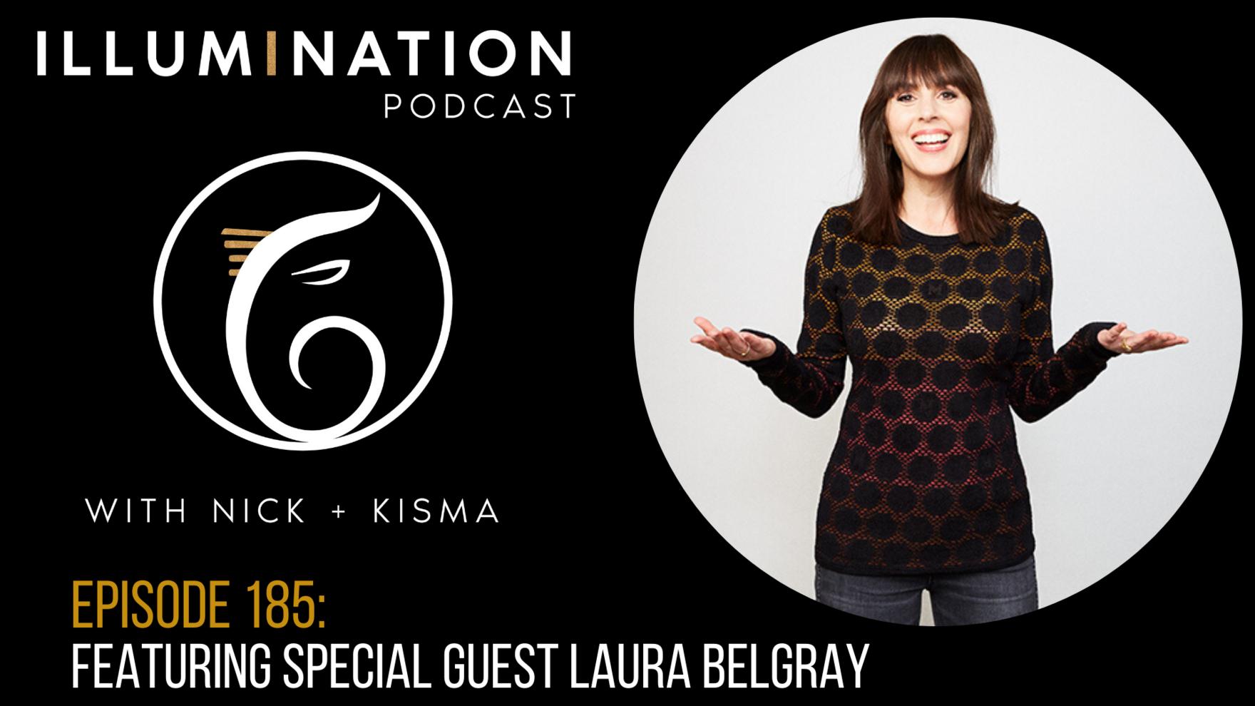 EP 185 Laura Belgray