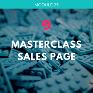 UYM part 3-module 25 masterclass sales page