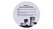 Issues in Environmental Ethics: Video Lesson