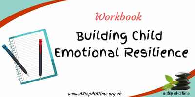 Parent/Child WORKBOOK- Building Resilience