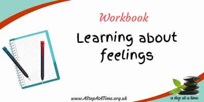 Parent/Child WORKBOOK - Exploring Feelings