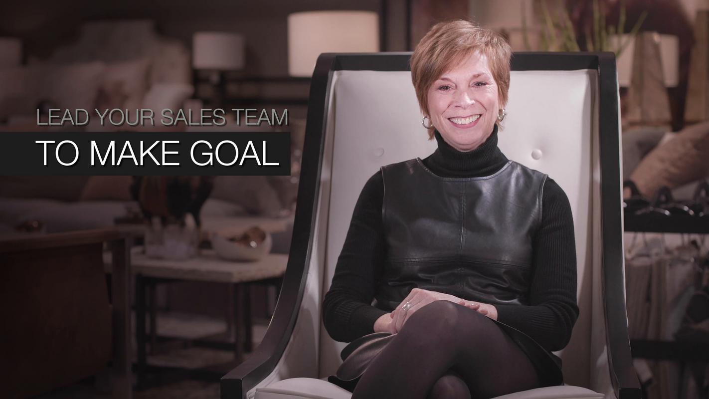 Jody 2-  Lead Your Sales Team To Make Goal