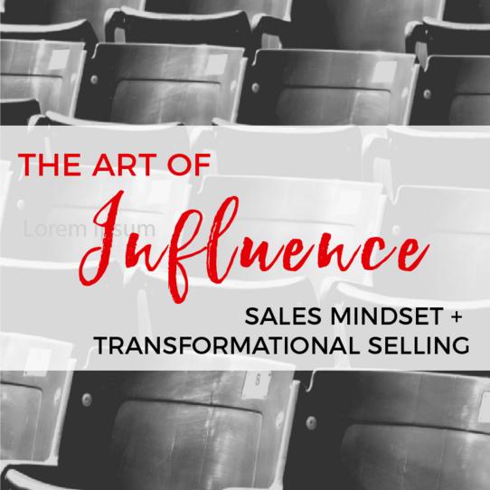 Art of Influence.Square Logo